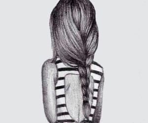Chica, dibujo, and tumblr image