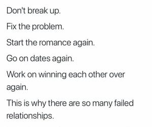 breakups, dates, and friendships image