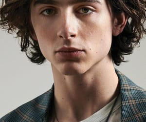 boy, timothee chalamet, and actor image