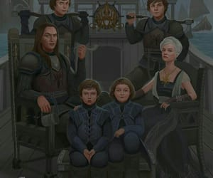 pike, game of thrones, and theon greyjoy image