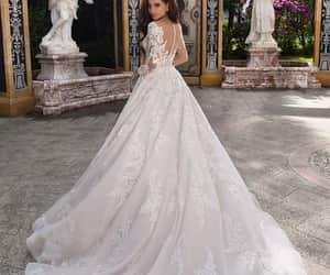 bride, fashion, and princess bride image