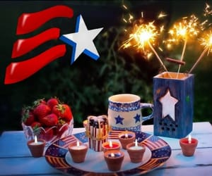 holidays, independence day, and 4th of july image