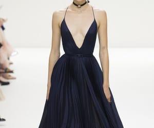 dior, dresses, and fashion image