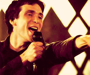 cillian murphy, the kinks, and disco pigs image