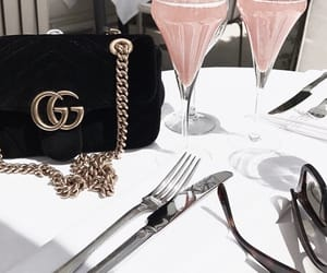drinks, gucci, and summer image