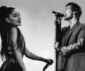 black and white, live on tour, and manip image