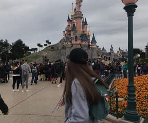 aesthetic, disneyland, and paris image