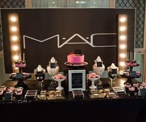 decoration, mac, and make up image