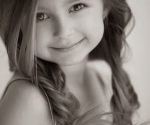 girl, smile, and cute image