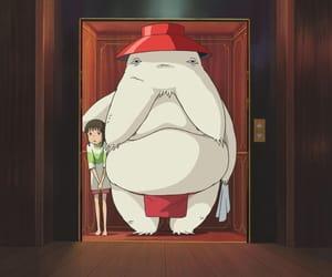 chihiro and spirited away image