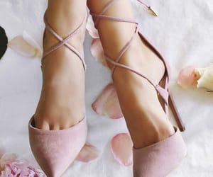 classy, heels, and shoes image
