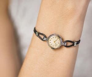 rare design watch, petite lady watch, and etsy image