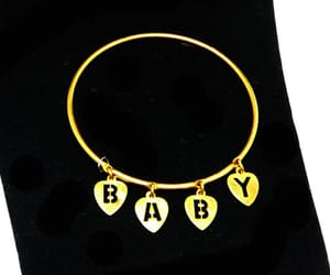 etsy, small child, and childrens bracelet image