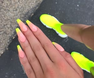nails and Balenciaga image