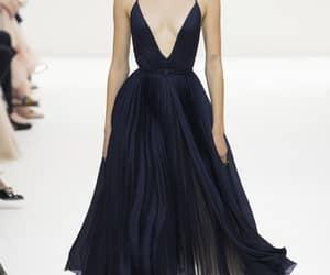 fashion, Christian Dior, and model image