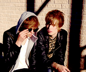 boy, guy, and cigarette image