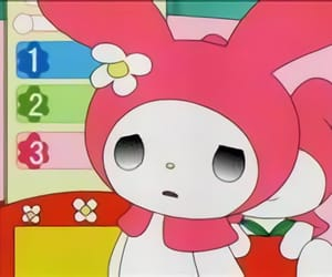 sanrio, mymelody, and サンリオ image