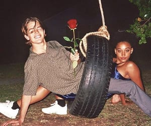 couple, love, and 90s image