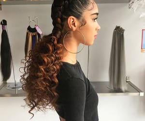 hairstyle and braids image