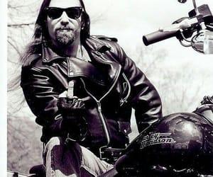 bike, harley davidson, and biker image