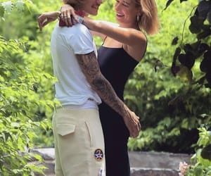 celebrities, couple, and justin bieber image