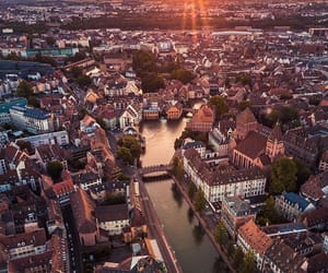 Strasbourg and petite-france image