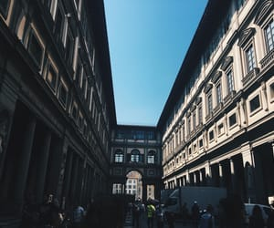 buildings, culture, and florence image
