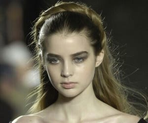 blonde, alternative, and model image