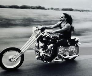 bike, motorcycle, and biker image