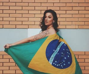 beauty, br, and brasil image