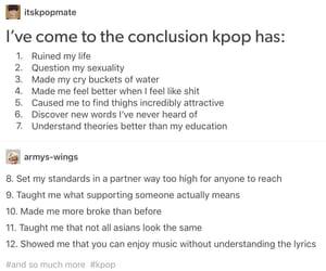 kpop meme, kpop world, and kpop fandom image