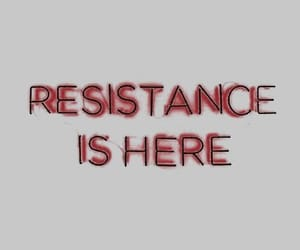 red, resistance, and light image