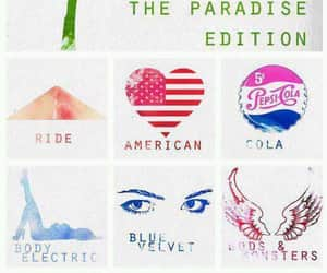 lana del rey, american, and born to die image
