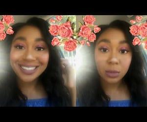 glitter, makeup tutorials, and makeup image