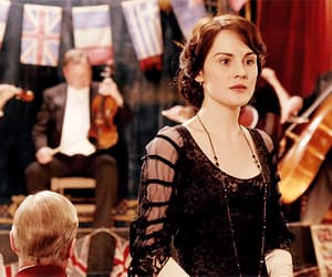 gif, michelle dockery, and downtown abbey image