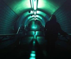 alternative, lights, and dark image