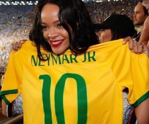 neymar, worldcup2018, and brazil image
