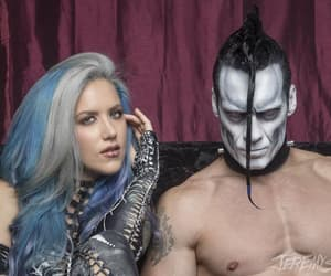 alissa white gluz, misfits, and doyle image