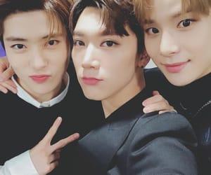 jaehyun, jungwoo, and ten image