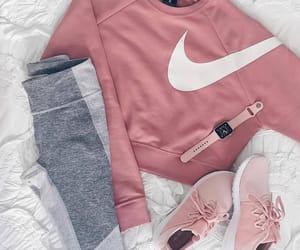 nike, fashion, and clothes image