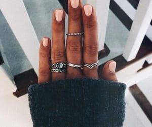 fashion, nails, and photography image