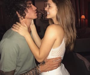 couple, barbara palvin, and Relationship image