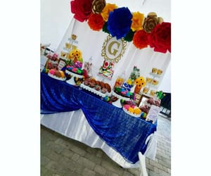fiesta, motivation, and paper flowers image