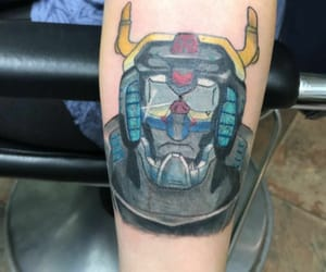 tattoo and Voltron image