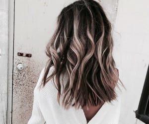 fashion, hair, and cabello image