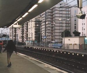 analog, train, and vintage image