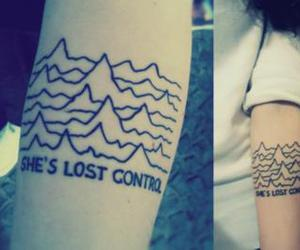 joy division and tattoo image