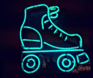neon, neon sign, and aestheic image