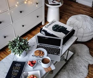 breakfast, coffee, and relax image
