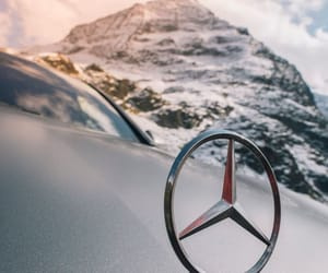 Alps, mercedes, and mercedes benz image